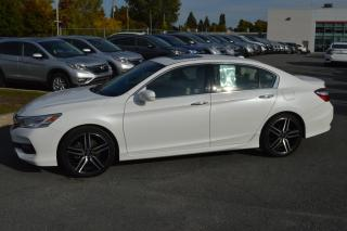 Used 2016 Honda Accord Touring V6 ***le seul V6 en inventaire** for sale in Longueuil, QC