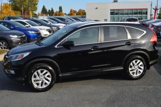 Used 2015 Honda CR-V EX ***un seul propriétaire*** for sale in Longueuil, QC