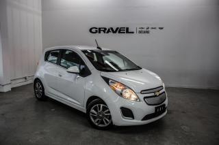 Used 2016 Chevrolet Spark EV LT avec 1SB à hayon 5 portes for sale in Montréal, QC