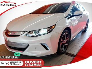 Used 2016 Chevrolet Volt *PREMIER*GPS*CUIR*HYBRIDE* for sale in Québec, QC