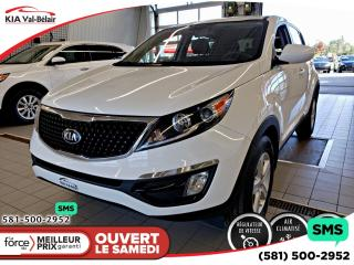Used 2016 Kia Sportage *LX*AIR*CRUISE*BLUETOOTH* for sale in Québec, QC