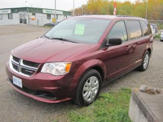 Used 2018 Dodge Grand Caravan SXT for sale in Thunder Bay, ON