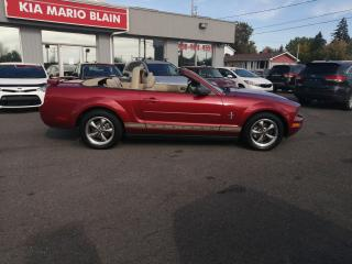 Used 2006 Ford Mustang V6 for sale in Mcmasterville, QC