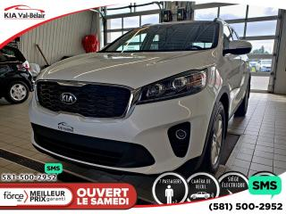 Used 2019 Kia Sorento *LX V6*7 PASSAGERS*ANDROID/APPLECARP*CAMÉRA*AWD* for sale in Québec, QC