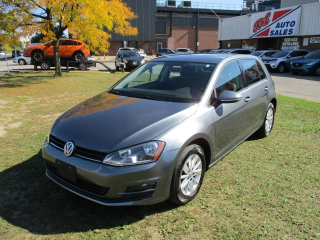 2015 Volkswagen Golf TDI~DIESEL~LOW KM'S~CERTIFIED!!!