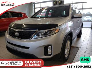 Used 2015 Kia Sorento *LX* SIÈGES CHAUFFANTS* AIR* BLUETOOTH for sale in Québec, QC