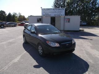 Used 2007 Hyundai Elantra GL for sale in Elmvale, ON