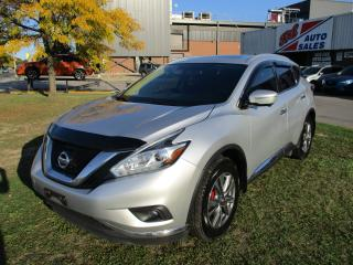 Used 2015 Nissan Murano SL~AWD~LEATHER~NAV.~360' CAM.~BSM~CERTIFIED!!! for sale in Toronto, ON