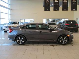 Used 2019 Honda Civic Sedan LX Heated Seats Back Up Cam Bluetooth for sale in Red Deer, AB