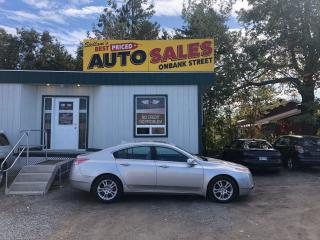 Used 2009 Acura TL for sale in Ottawa, ON