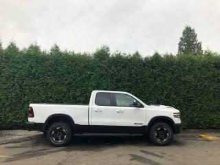 Used 2019 RAM 1500 Rebel for sale in Surrey, BC
