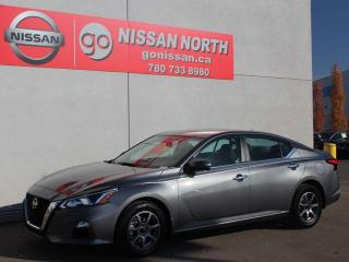 Used 2019 Nissan Altima 2.5 S/AWD/HEATED SEATS/BACKUP CAM/LOW KM! for sale in Edmonton, AB