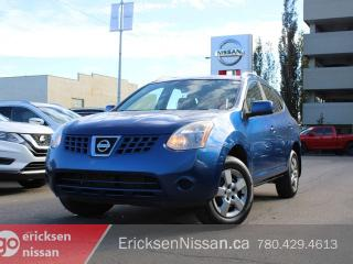 Used 2008 Nissan Rogue S l AWD l Pwr Options l Clean! for sale in Edmonton, AB