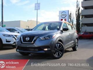 New 2019 Nissan Kicks SR Remote Starter | 360 Camera | Blind Spot Warning for sale in Edmonton, AB