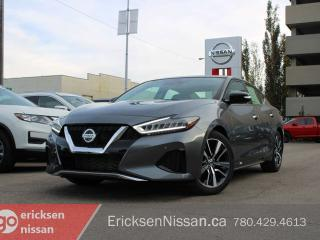 New 2020 Nissan Maxima SL Leather | Heated Streering Wheel | Bose Sound System for sale in Edmonton, AB
