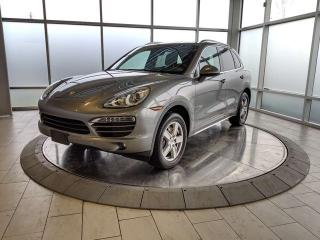 Used 2014 Porsche Cayenne 4dr AWD Sport Utility for sale in Edmonton, AB