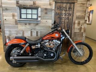 Used 2011 Harley-Davidson Dyna Wide Glide for sale in Cambridge, ON