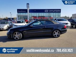 Used 2007 Mercedes-Benz CLK 6.2L AMG/NAVI/BLUETOOTH/HEATED SEATS for sale in Edmonton, AB