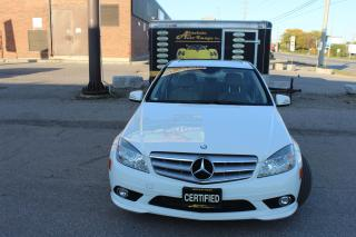 Used 2010 Mercedes-Benz C-Class C300 4Matic Low Kms No accident for sale in Mississauga, ON