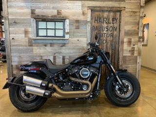 Used 2018 Harley-Davidson Fat Bob FXFB for sale in Cambridge, ON
