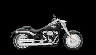 Used 2020 Harley-Davidson FAT BOY 114
