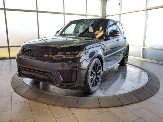 Used 2020 Land Rover Range Rover SPORT for sale in Edmonton, AB