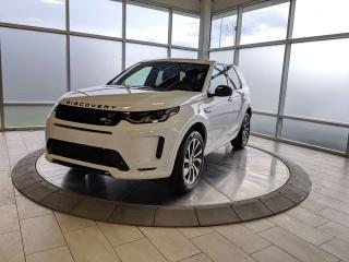New 2020 Land Rover Discovery Sport R-Dynamic SE for sale in Edmonton, AB