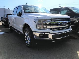 Used 2019 Ford F-150 LARIAT SuperCrew 502A Ensemble Chrome for sale in St-Eustache, QC
