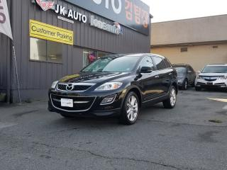 Used 2011 Mazda CX-9 Grand Touring for sale in Coquitlam, BC