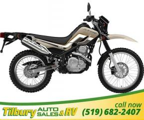 Used 2018 Yamaha XT250 $200 Instant Yamaha Rebate for sale in Tilbury, ON