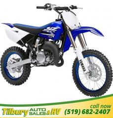 Used 2018 Yamaha YZ85 $500 Instant Yamaha Rebate for sale in Tilbury, ON