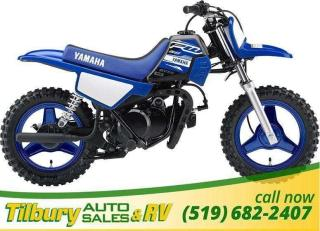 Used 2019 Yamaha PW50 GREAT KIDS BIKE! for sale in Tilbury, ON