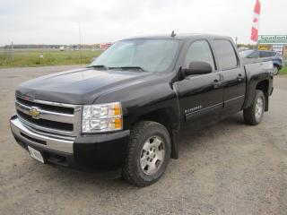 Used 2011 Chevrolet Silverado 1500 LT for sale in Thunder Bay, ON
