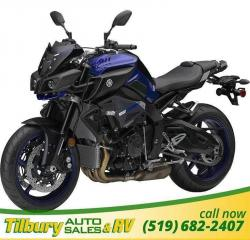 Used 2018 Yamaha MT-10 $700 Instant Yamaha Rebate for sale in Tilbury, ON