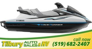 Used 2019 Yamaha VX CRUISER READY FOR SUMMER! for sale in Tilbury, ON