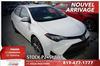 Used 2017 Toyota Corolla LE for sale in Drummondville, QC