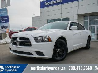 Used 2014 Dodge Charger SE UCONNECT/DUALCLIMATE/ALLOYS for sale in Edmonton, AB