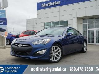 Used 2014 Hyundai Genesis Coupe 2.0 PREMIUM/AUTO/NAV/LEATHER/SUNROOF for sale in Edmonton, AB