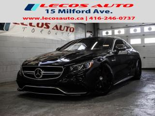Used 2015 Mercedes-Benz S-Class S 63 AMG for sale in North York, ON