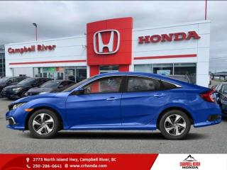 Used 2019 Honda Civic Sedan LX CVT - Heated Seats for sale in Campbell River, BC