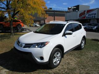 Used 2015 Toyota RAV4 LE~AWD~BACK-UP CAM.~HEATED SEATS~CERTIFIED!!! for sale in Toronto, ON