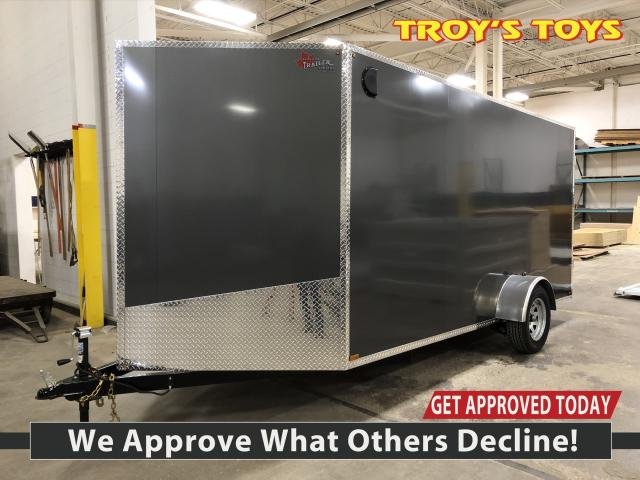 2020 Canadian Trailer Company 7x12 V-Nose Cargo Trailer