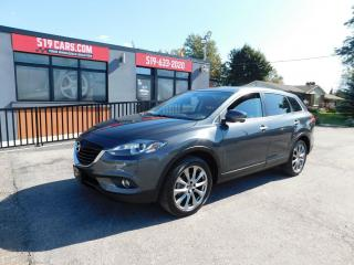 Used 2015 Mazda CX-9 GT for sale in St. Thomas, ON