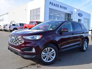 Used 2019 Ford Edge SEL for sale in Peace River, AB