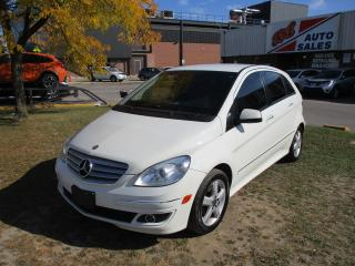 Used 2008 Mercedes-Benz B-Class B200~HEATED SEATS~POWER OPTIONS~CERTIFIED!!! for sale in Toronto, ON