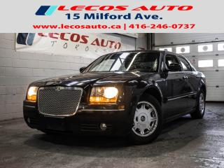 Used 2005 Chrysler 300 300 CERTIFIED W/LEATHER for sale in North York, ON