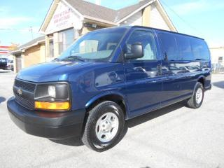 Used 2004 Chevrolet Express 1500 LS 8Passenger 5.3L Loaded Certified ONLY 100,000Km for sale in Rexdale, ON