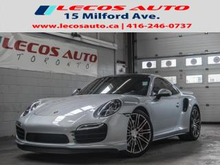 Used 2014 Porsche 911 TURBO for sale in North York, ON