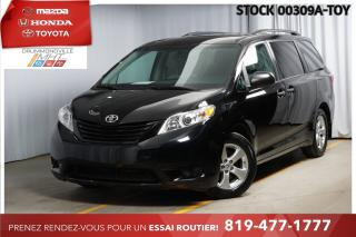 Used 2015 Toyota Sienna *7 PASSAGERS* CAM. RECUL+BLUETOOTH  *BAS KILO* for sale in Drummondville, QC