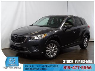 Used 2015 Mazda CX-5 |GX|MAG|ÉCRANTAC|REGVIT|BLUETOOTH| for sale in Drummondville, QC